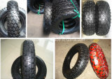 14inch手押し車の車輪のタイヤおよび管