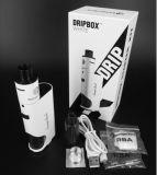 7ml 수용량을%s 가진 E 담배 Kanger 최대 대중적인 Dripbox 장비