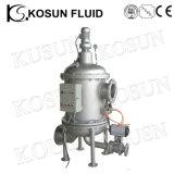 De aço inoxidável de alta temperatura alta pressão do filtro de mangas