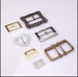 Fábrica de fivela de botão de metal ecológico de alta qualidade para vestuário e bolsas