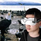 中国の工場空気写真撮影のためのステレオの可聴周波入力FpvのヘッドセットのFpvガラス