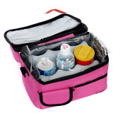 Doppelter großer Eis-Satz-Muttermilch-frischer Flaschen-Paket-Picknick-Beutel