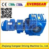 Boîte de vitesses standard IEC Boîte de vitesses à biseau à engrenage hélicoïdal