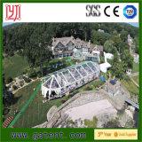 옥외 명확한 경간 방수 PVC 지붕을%s 가진 투명한 닫집 천막