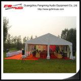 Faites le luxe d'accueil personnalisé pour la vente de tentes de renom