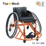 Topmedi Aluminiumbasketball-Schutz-im Freienfreizeit-Sport-Rollstuhl
