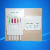 Diez instrumentos rápidos Kits de prueba de drogas
