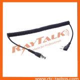 Raytalk Nioise produit par usine annulant l'écouteur pour la radio Tph700/Mc9620/STP9000