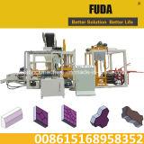 Qt4-18 Making Machine hydraulique automatique de la vente au Ghana