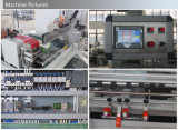 Het automatische Zij Verzegelen van het Koolstofstaal & krimpt de Machine van de Verpakking
