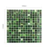 建築材料の中国語は浴室のタイルのクラフトガラスのモザイクを供給する