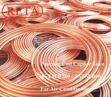 3/4 '' tubo del cobre del aire acondicionado del O.D.
