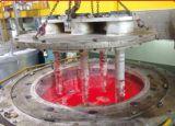Tige en céramique pour le bâti en aluminium de basse pression