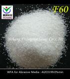 白い酸化アルミニウムか白い鋼玉石/Whiteはアルミナの製造業者を溶かした