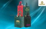 Не тканого Winebottle мешок (WH-NW-008)