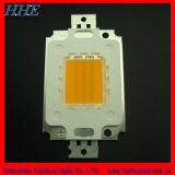 El 30% de descuento de 30W verde, azul, amarillo, rojo LED de alta potencia con RoHS y garantía de 2 años