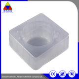 صنع وفقا لطلب الزّبون شكل جهاز صينيّة بلاستيكيّة بثرة يعبّئ