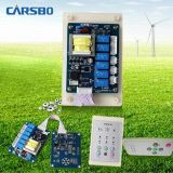 Regolatore portatile del dispositivo di raffreddamento di aria