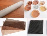 Filtre en tissu, Maille de filtration de l'aluminium, des prix compétitifs, de bonnes performances, filtre de fonderie