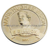Effet 3D personnalisé Pièce de monnaie (ASNY-CO-AJ-13100705)