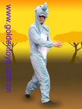 Tierkarnevals-erwachsenes Kostüm 200cm