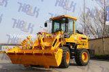 Китай дешевые 1.0cbm ковш погрузчика небольших фермерских колесный погрузчик