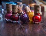 Polacco di chiodo Botttle di vetro, bottiglia del polacco di chiodo, bottiglia polacca