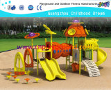 WSC grande Sea Breeze Parque infantil con Multy color Slide