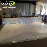 Effet de mariage ou de lumière LED Stade DJ disco dance-floor LED avec de multiples couleurs changeantes