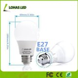 Loaves Lâmpadas LED 60 Watt Equivalente (9W) Cool White Purpose A19 Lâmpadas LED, E27 Base
