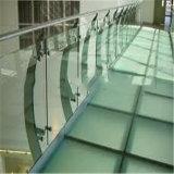 15mmの表のための透過安全ガラスかバルコニーまたは屋根