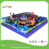 Thèmes pour le matériel d'intérieur de parc d'attractions d'enfants