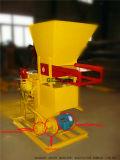De Machine Eco Brava van het blok plus de Hand Met elkaar verbindende Machine van de Baksteen van de Klei