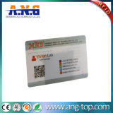 MIFARE Ultralight 종이 RFID 주차표 카드