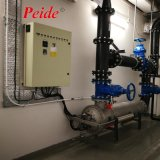 Выбросы парниковых газов оросительных вод УФ стерилизатор