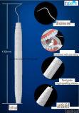Zahnmedizinischer oraler Sorgfalt-Installationssatz mit Mund-Spiegel-Zahn Hook&Molar Zähnen des Griff-den Anti-Fog LED intra-oralen (M-LED)