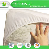 Pista de colchón hipoalérgica superior del pesebre del masaje del calor