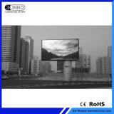Il livello di P6.25mm schermo esterno di colore completo di velocità di rinfrescamento il video