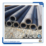 60mm tubo de acero sin costura 2 pulgadas Sch80 Ms ronda perfecta de cuerpos huecos