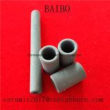 Tubo di ceramica del carburo di silicone di Ssic