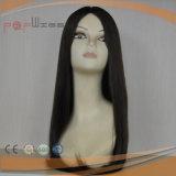 Leistungsfähige Silk Spitzenfrauen-Perücke (PPG-l-0872)