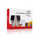 Mot de passe de clé de carte numérique de sécurité RF accueil de commande de serrure de porte encore9005