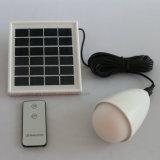 BIRNEN-Licht-Zelt-kampierendes Hauptlicht des Portable-11 LED Solarmit Fernsteuerungs