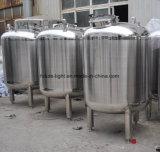 1000L de Tank van de Opslag van het Water van het Roestvrij staal van de Rang van het voedsel