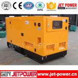 50kVA 80kVA 100 kVA, gerador silencioso do diesel de 200kVA 250kVA Cummins