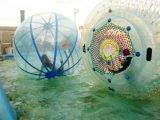 Materiale ambulante della sfera D=2m Germania Tizip TPU dell'acqua