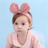 De in het groot Leuke Goedkope Baby Headwear Hairband van het Oor van het Konijn Decoratieve
