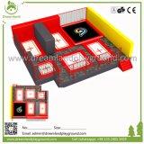 2000 m² gran interior personalizado Soft Play Park/Trampolín Mundo
