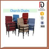 높은 영국 영화 목제 강철 교회 의자 (BR-J038)