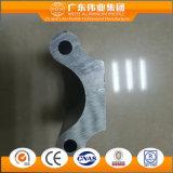 6063 het Gebruikte Profiel van het aluminium voor Industrieel